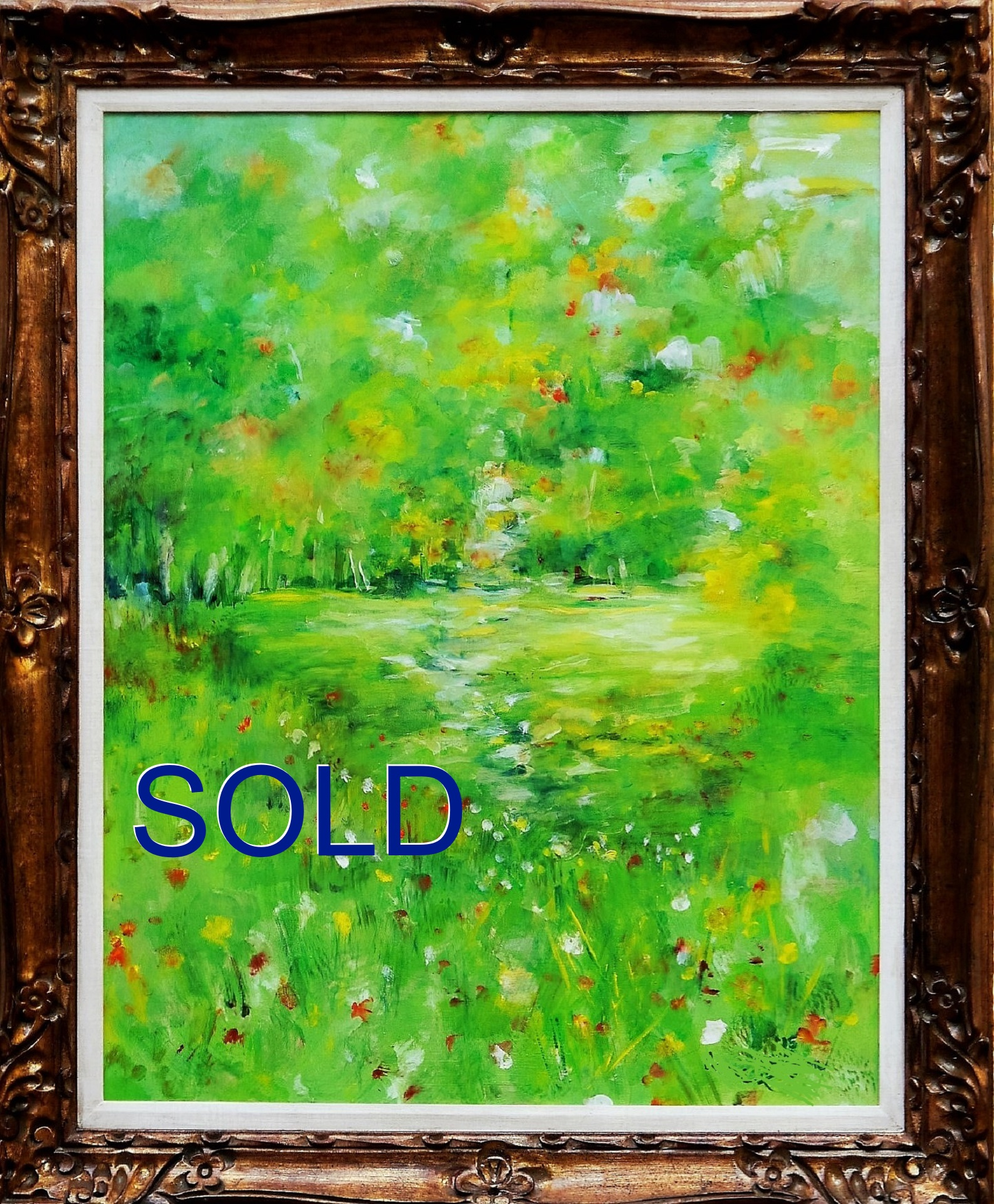 Meadow of Light: